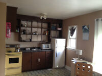BACHEL0R APARTMENT ABOVE STORE FOR RENT