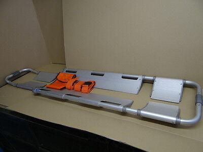 Stollenwerk Schaufeltrage aus Beständen des ÖBH Rettung Bestatter Unfall gebr