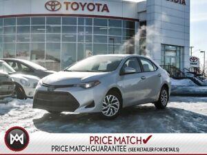 2018 Toyota Corolla LE BACK UP CAM HEATED SEATS
