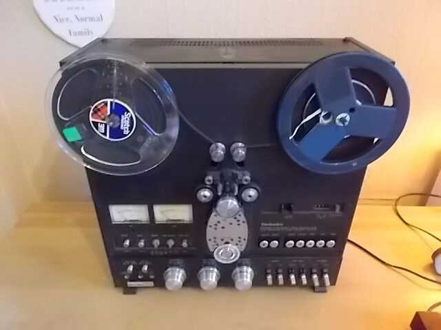 Technics RS 1700 Auto Reverse! Reel to Reel Tapein Torquay, DevonGumtree - Technics RS 1700 Auto Reverse! Reel to Reel Tape Technics Remote RP 9170 Autoreverse DBX 228 Dynamic Range Expander Tape Noise Reduction System Signal Processor AsIS