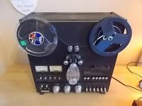 Technics RS 1700 Auto Reverse! Reel-to-Reel Tape