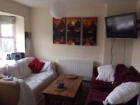 Furnished single room to rent in lovely shared house