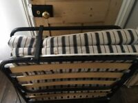 **FREE** Single folding guest bed