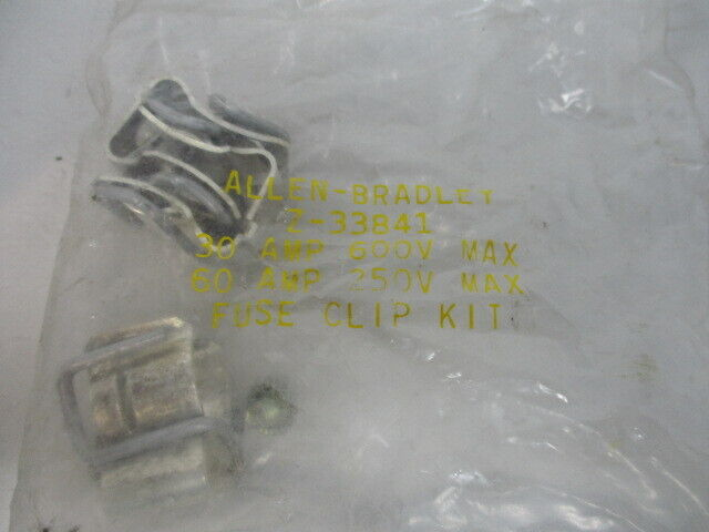 Allen Bradley via TCS Z33841 NSFP Z 33841