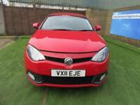 2011 MG MG6 1.8 TCi GT SE 5dr AIR CON AND FACTORY SATNAV..