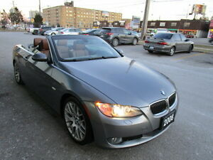 2008 BMW 3-Series Convertible CLEAN,CERTIFIED,EMISSION WARRANTY,