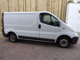 Vauxhall Vivaro 2700 CDTI 115 SWB Van ....New 12 Months MOT Included, No Vat, Excellent Driving Van