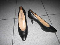 Beautiful French and Italian shoes