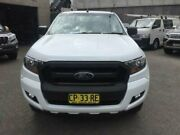 2017 Ford Ranger PX Mkii MY17 XL 2.2 HI-Rider (4x2) White 6 Speed Automatic Crew Cab Pickup North Strathfield Canada Bay Area Preview