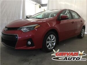 Toyota Corolla S Cuir/Tissus A/C 2014