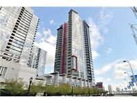 Bright 2 Bdrm + Den Condo in Spectrum Downtown Vancouver