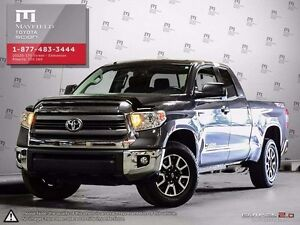 2015 Toyota Tundra Double Cab TRD offroad package