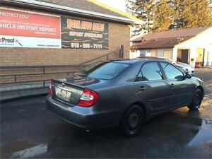 2002 Toyota Camry LE**AUTO**CRUISE CONTROL**GOOD TIRES**AS IS