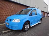 2010 VOLKSWAGEN CADDY 2.0SDI PD 69PS Van AIR CON