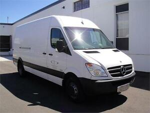 2012 SPRINTER VAN-3500 DUALLY HIGH ROOF,LONG BOX,NO ACCIDENTS