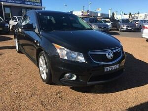 2011 Holden Cruze JH MY12 SRi Black 6 Speed Automatic Sedan St Marys Penrith Area Preview