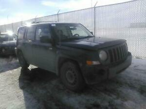 PARTING OUT 2011 Jeep Patriot 4x4