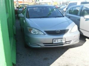 2004 Toyota Camry ACV36R Ateva Silver 4 Speed Automatic Sedan Nailsworth Prospect Area Preview