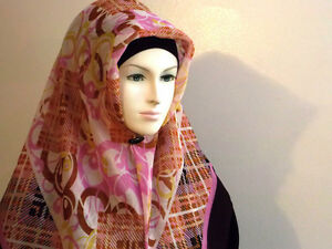 2016 Square turkish Hijab Sale Cambridge Kitchener Area image 1