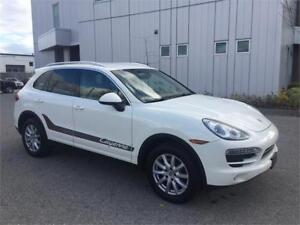 2011 PORSCHE CAYENNE 6SPEED MANUAL 80KM NAVIGATION CAMERA