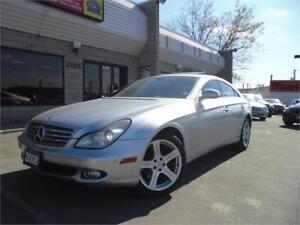2008 MERCEDES BENZ CLS 550  **NAVIGATION**