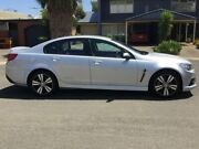 2014 Holden Commodore VF MY14 SV6 Storm Silver 6 Speed Sports Automatic Sedan Nailsworth Prospect Area Preview