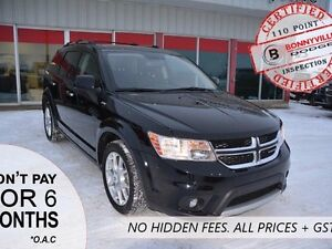 2014 Dodge Journey R/T, AWD, UNDER 74,000KMS