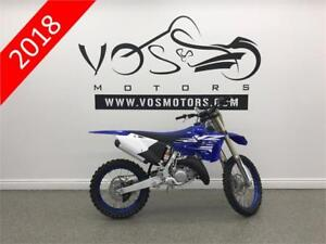 2018 Yamaha YZ125-Stock#V2870- No Payments For 1 Year**