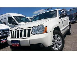 2008 Jeep Grand Cherokee Laredo DIESEL / LEATHER / 4X4 / S-ROOF