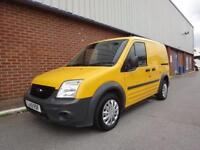 2010 FORD TRANSIT CONNECT 1.8 TDCi 90ps Only 61,000 Miles NO VAT