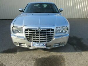 2006 Chrysler 300C LE MY06 CRD Silver 5 Speed Automatic Sedan Windsor Gardens Port Adelaide Area Preview