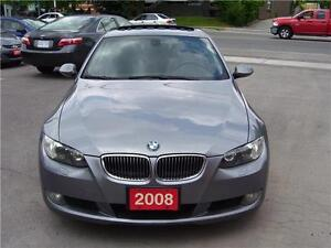 2008 BMW 3 Series 328xi coupe sport package loaded.