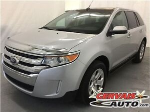 Ford Edge SEL Ecoboost Toit Panoramique A/C MAGS 2013