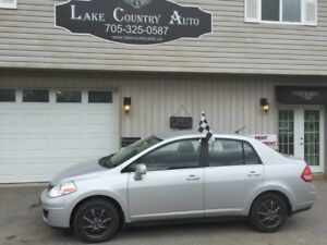 2007 Nissan Versa 1.8 S-Auto, Power Windows, Bluetooth, Auto
