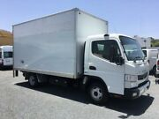 2012 Mitsubishi Fuso Canter FE 515 4.5 MWB White Cab Chassis 3.0l 4x2 Currumbin Waters Gold Coast South Preview