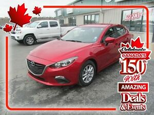 2014 Mazda Mazda3 GS-SKY ( CANADA DAY SALE!) NOW $14,950