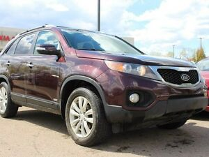 2011 Kia Sorento EX V6 AWD, LEATHER! 273 HP !