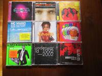 Dance CD's
