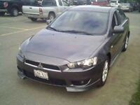 2010 Mitsubishi Lancer SE 4dr Front-wheel Drive Sedan