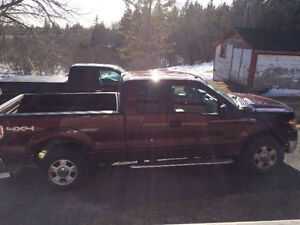 2010 Ford F-150 XLT Supercab 4x4 Pickup Truck