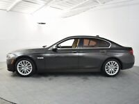 Miniature 4 Voiture Européenne d'occasion BMW 5-Series 2014