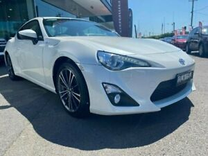 2016 Toyota 86 ZN6 GTS White 6 Speed Sports Automatic Coupe Cardiff Lake Macquarie Area Preview