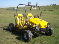 125cc Dune Buggy. OFFROAD MOTORSPORTS