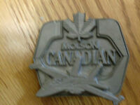 Molson Canadian Belt Buckle