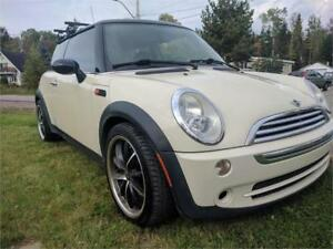 Mini Cooper 2006 (stock#204) TAXES INCLUSES