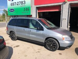 2007  Ford Freestar, Rear Bench Stow'n Go Seat!!- Saftied $3950