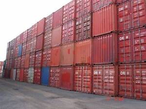 20' B Grade Shipping Containers from $1400+GST - Newcastle Region Carrington Newcastle Area Preview