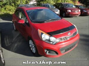 2014 KIA Rio Hatchback, 1.6L 4cyl Auto INSPECTED - nlcarshop.com