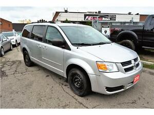 2010 Dodge Grand Caravan Full Stow 'n Go 7 Passenger NO ACCIDENT