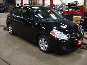 2010 Nissan Versa 1.8 SL Engine has 36000 kms